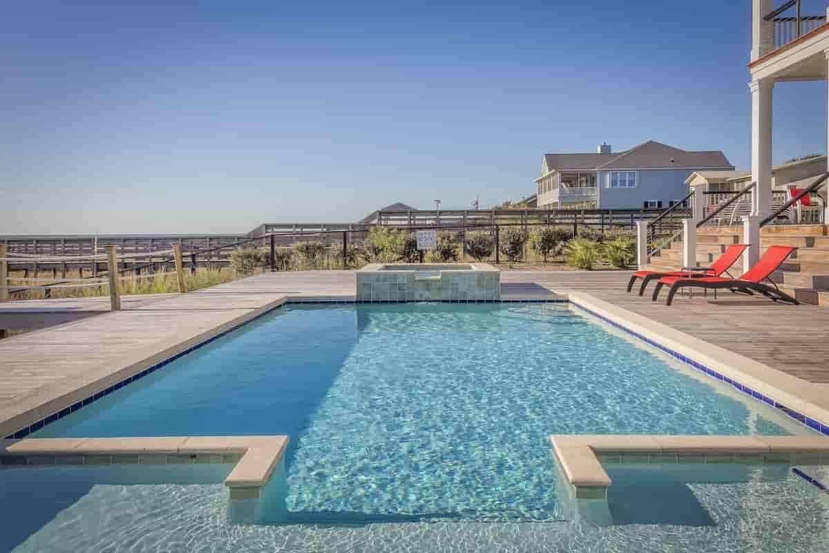 As pessoas têm preferido vistas relaxantes invés de piscinas em casa. Foto: Pixabay