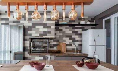 Porcelanato é o queridinho para todos os ambientes da casa. Arquiteta Cristiane Schiavoni/ Foto: Carlos Piratininga